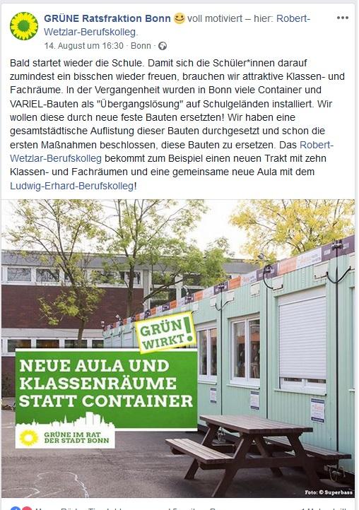 gw container 14 aug
