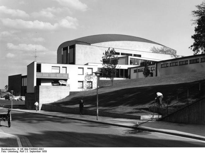 Bonn, Beethovenhalle
